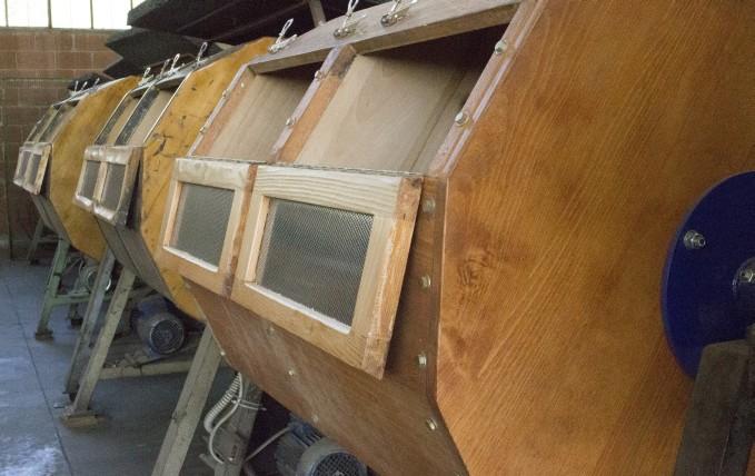 buratti legno